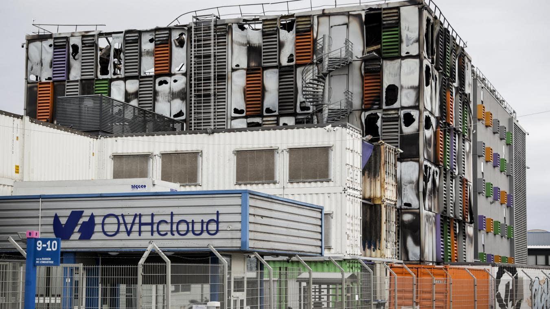 Un incendie du data center d'OVH entraîne la perte de données dans le monde
